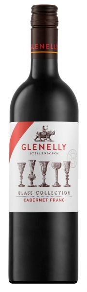 Glenelly The Glass Collection Cabernet Franc 2017