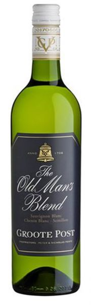 Groote Post The Old Man`s Blend White 2019