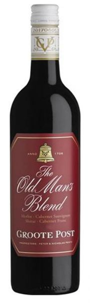 Groote Post The Old Mans Blend Red 2019